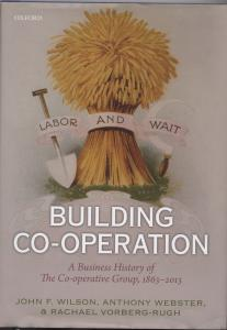 Building Co-operation front cover